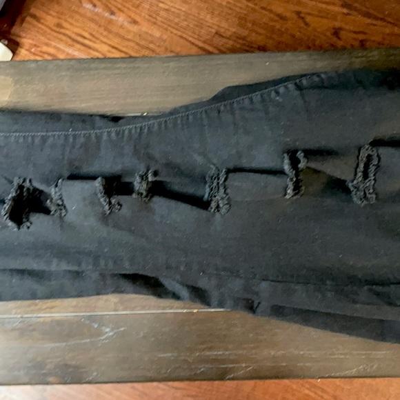 Torrid Ripped Jeans